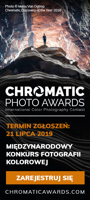 Chromatic Photography Awards 2019 Konkurs Fotografii Kolorowej