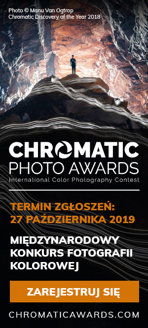 Chromatic Photography Awards Konkurs Fotograficzny 2019
