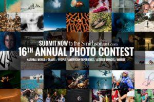 16 edycja konkursu fotograficznego Smithsonian – do 30 listopada 2018