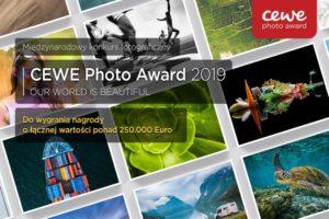 CEWE Photo Award 2019 – do 31 Maja 2019