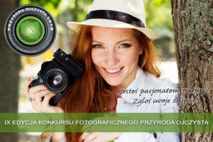 """Konkurs fotograficzny """"Przyroda Ojczysta"""" – do 31 grudnia 2018"""