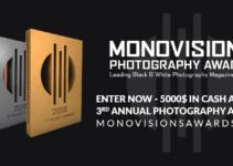 Monovisions Photography Awards – do 6 stycznia 2019