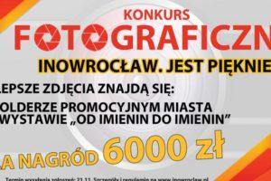 """Konkurs fotograficzny """"Inowrocław. Jest pięknie!"""" – 21 listopada 2018"""