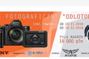 """Konkurs fotograficzny """"Odlotowy czas"""" – do 14 grudnia 2018"""