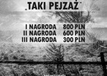 """VII Konkurs Fotograficzny im. Henryka Rogozińskiego """"Taki Pejzaż"""" – do 31 stycznia 2019"""