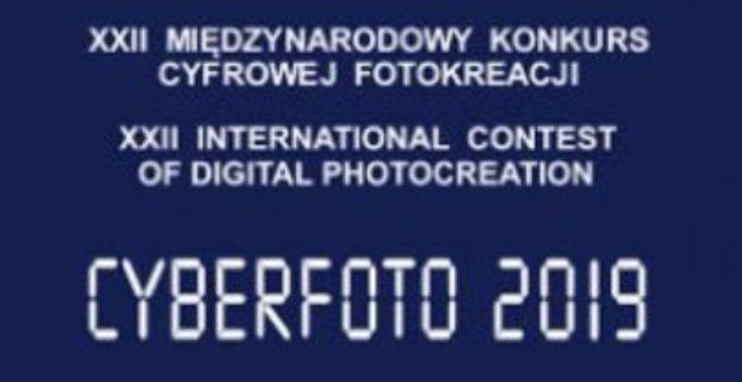 XXII Międzynarodowy Konkurs Cyfrowej Fotokreacji CYBERFOTO 2019