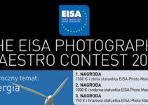 Konkurs fotograficzny EISA MAESTRO 2019