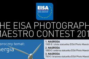 Konkurs fotograficzny EISA MAESTRO – do 1 maja 2019