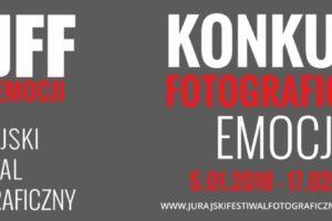 Konkurs fotograficzny EMOCJE – do 17 lutego 2019