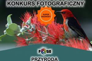 """Konkurs fotograficzny """"PRZYRODA"""" – do 10 marca 2019"""