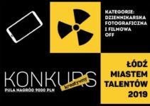 Konkurs Łódź Miastem Talentów