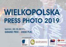 Wielkopolska Press Photo – do 31 października 2019