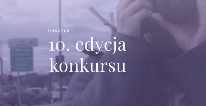 """Ogólnopolski Studencki Konkurs Fotograficzny """"Głębia Spojrzenia"""""""