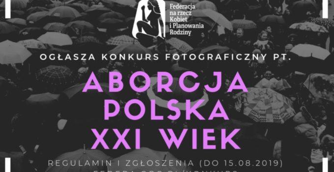 Aborcja w kadrze. Polska. XXI w.