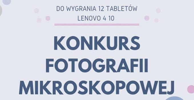 Konkurs fotografii mikroskopowej