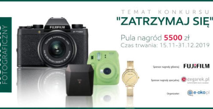 Konkurs fotograficzny Zatrzymaj czas