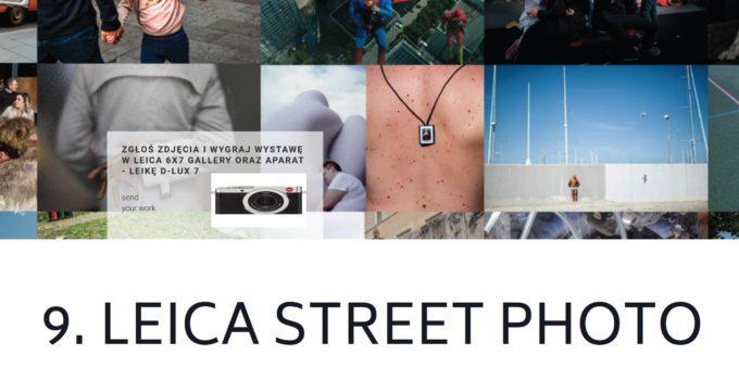 9 edycja Leica Street Photo