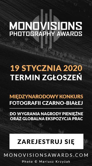 Konkurs Fotografii Czarno - Białej 2020