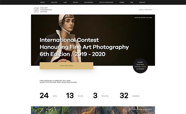 konkurs fotograficzny fineartphotoawards