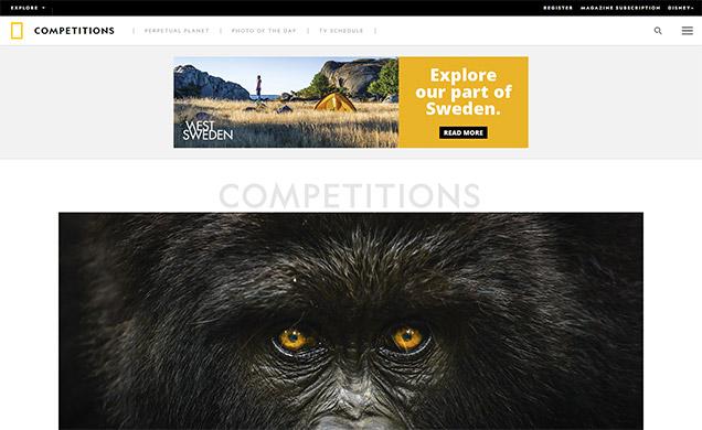 konkurs fotograficzny nationalgeographic