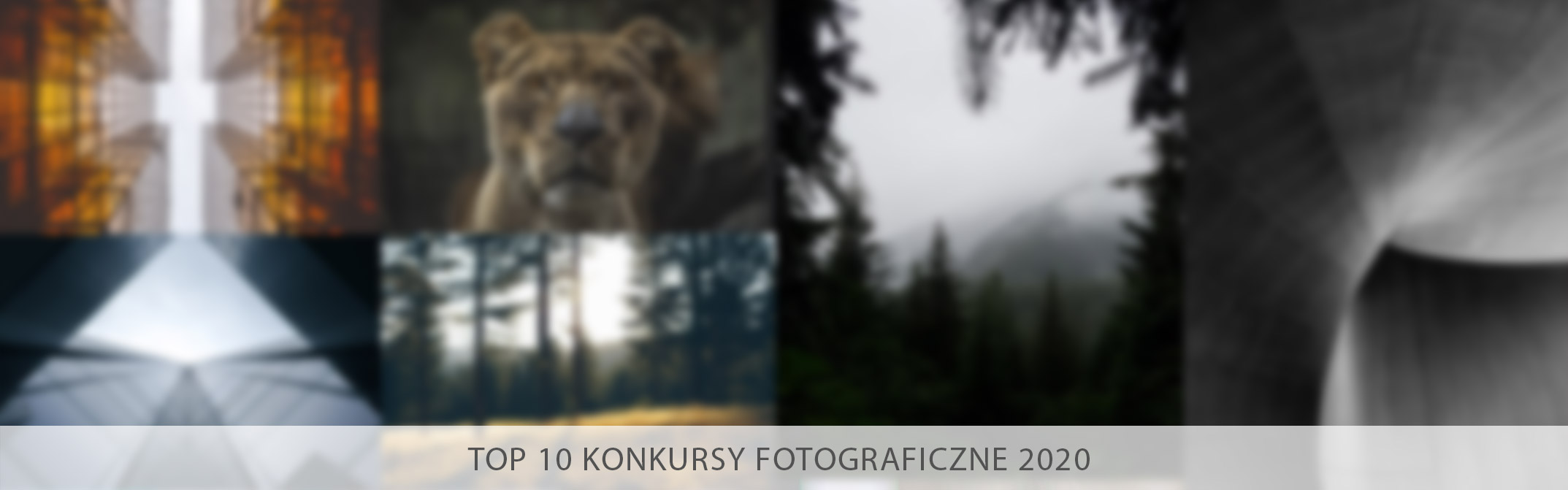 Lista najlepszych konkursów fotograficznych w 2020 roku