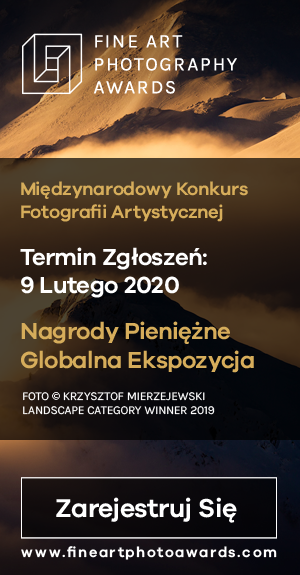 Fine Art Photography Awards - Konkurs Fotograficzny 2020