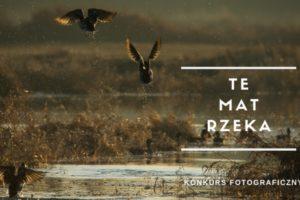 Konkurs fotograficzny Temat Rzeka