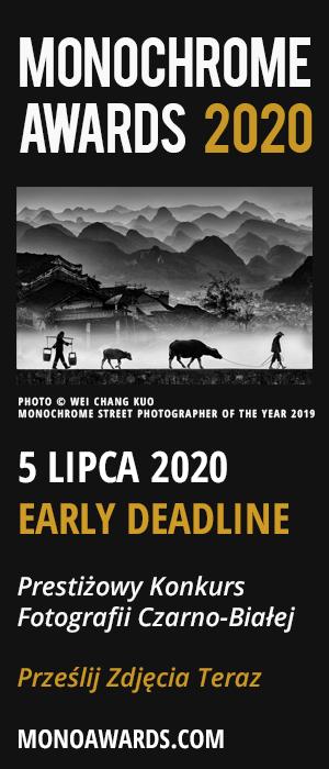 Konkurs Fotografii Czarno Białej 2020