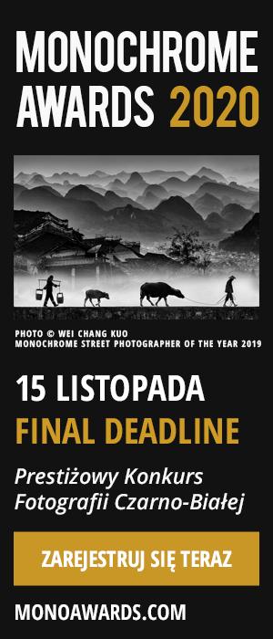 Międzynarodowy Konkurs Fotografii Czarno Białej 2020