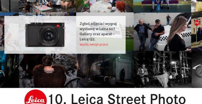 10. Leica Street Photo