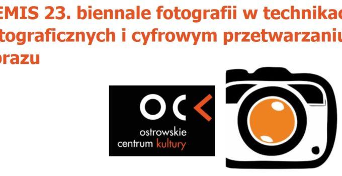 23. Biennale Fotografii w Technikach Fotograficznych i Cyfrowym Przetwarzaniu Obrazu