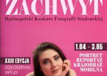 Ogólnopolski Konkurs Fotografii Studenckiej do 3 maja 2021