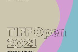 TIFF Open do 16 maja 2021