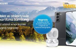 Polska w obiektywie smartfona Samsung do 8 czerwca 2021