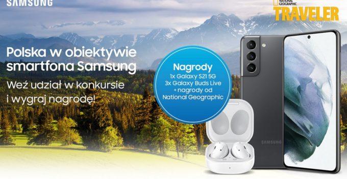 Polska w obiektywie smartfona Samsung