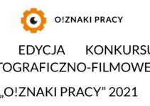 O!ZNAKI PRACY do 3 października 2021