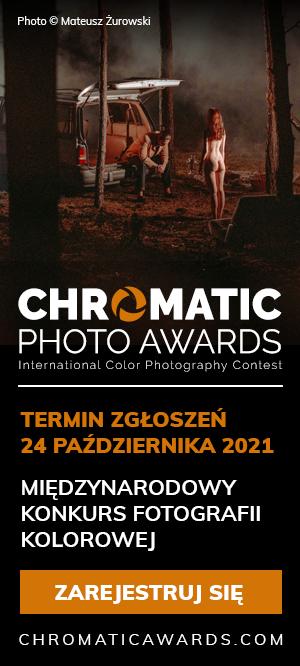 Międzynarodowy Konkurs Fotografii Kolorowej 2021